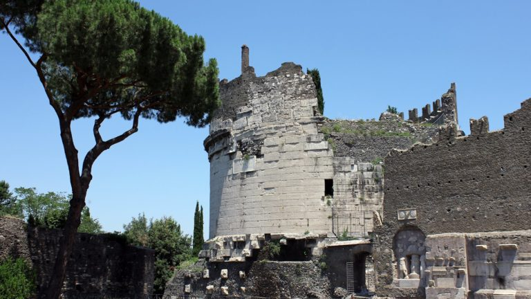 Ancient Rome by Car