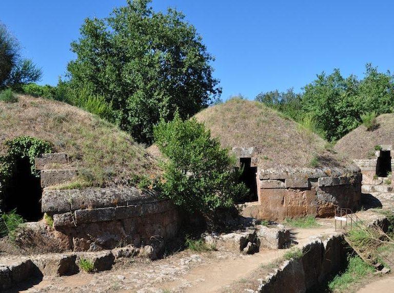 Cerveteri Etruscan Site