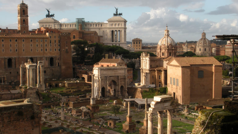 Coliseum, Ancient Rome