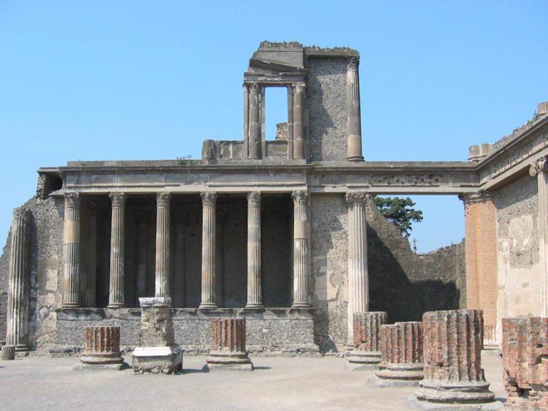 Pompeii, Herculaneum