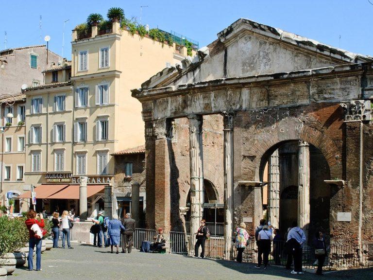 Rome's Jews Legacy