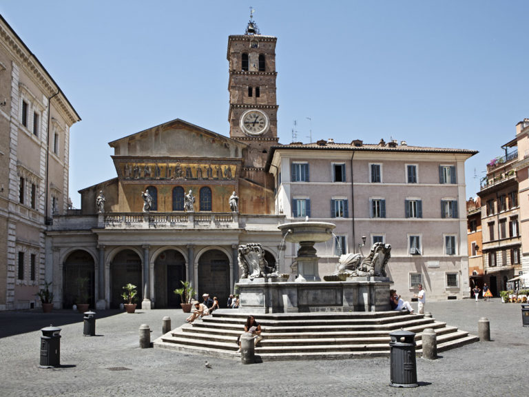 Trastevere District
